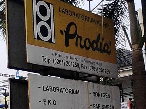 Laboratorium Klinik Prodia di Sumedang