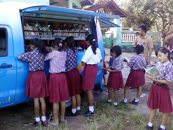 Perpustakaan Keliling