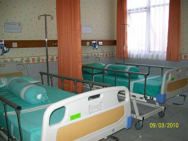 Ruang untuk menampung pasien Rawat Inap Kelas I