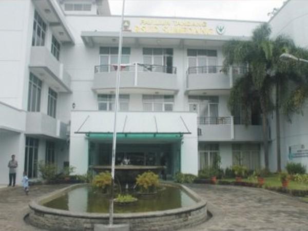 Gedung Instalasi Rawat Inap Kelas VIP