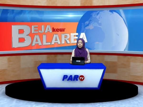 Salah satu program siaran di ParTV