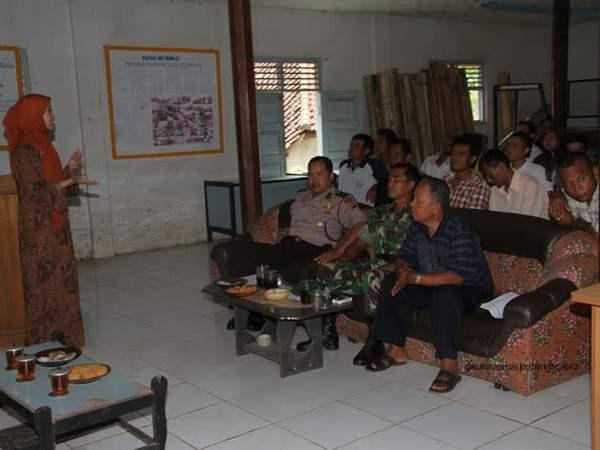 Salah satu kegiatan/acara di Desa Bojongloa