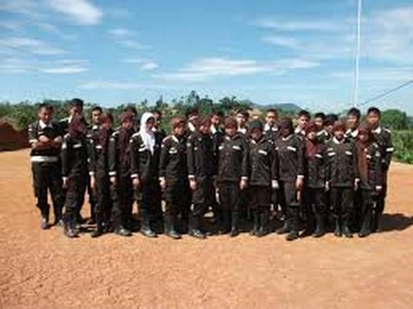 Sebagian siswa SMK Agribisnis Sumedang (foto: internet)
