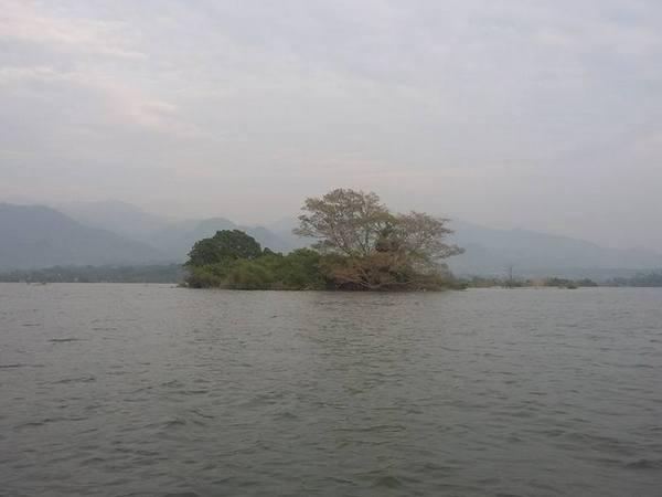 Situs Muhara mulai tenggelam (foto: facebook Dedi Kurniadi)