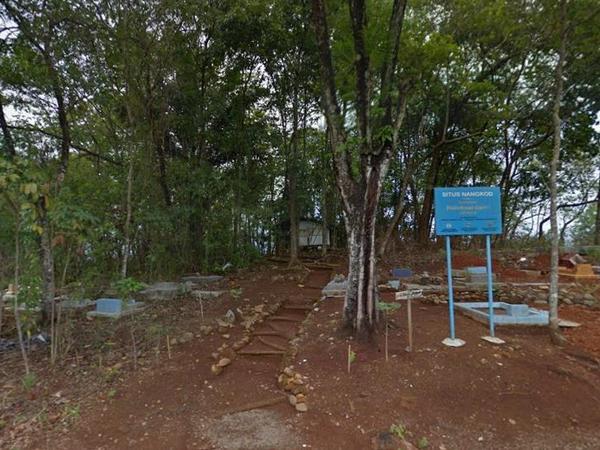 Situs Nangkod (foto: Google Street View)