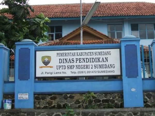 SMP Negeri 2 Sumedang (foto: SMP Negeri 2 Sumedang)