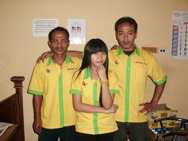 Staf Gending Futsal
