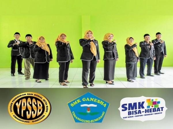 Staf pengajar SMK Ganesha Cimanggung