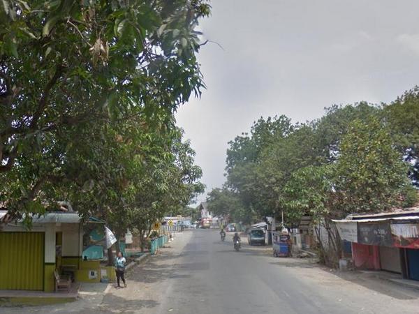 Suasana Desa Kebon Cau (foto: Google Street View)