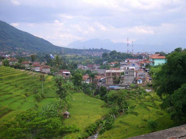 Sudut Desa Hegarmanah (foto: facebook Desa Hegarmanah)
