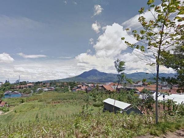 Sudut Desa Jatisari (foto: Google Street View)