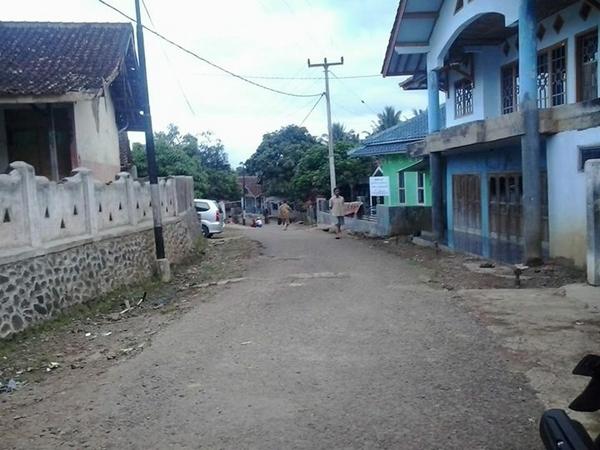 Sudut Desa Jayamandiri (foto: nadismanapp.blogspot.co.id)