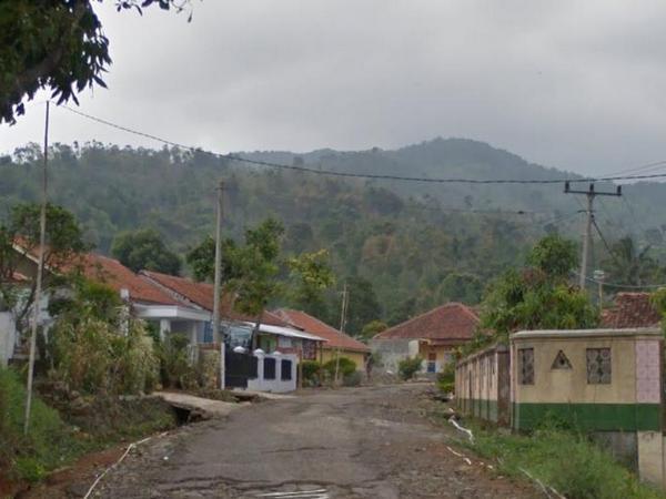 Sudut Desa Jayamekar (foto: Google Street View)