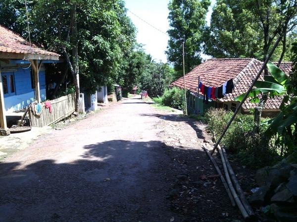 Sudut Desa Kaduwulung (foto: KKNM Unpad)