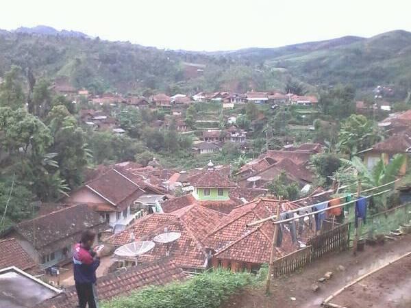 Sudut Desa Tegalmanggung (foto: facebook Andi C