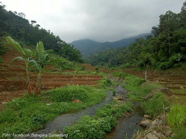 Sungai di wilayah Batugara
