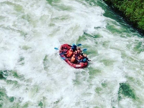 Aliran Sungai Cimanuk untuk atung jeram (foto: facebook Muchamad Taufik?)
