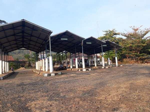 Bangunan Terminal Wado (foto: internet)