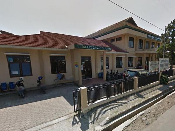gedung Unit Gawat Darurat (foto: Google Street View)