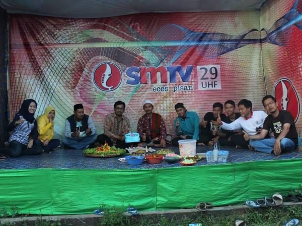 Ulang Tahun SMTV yang pertama