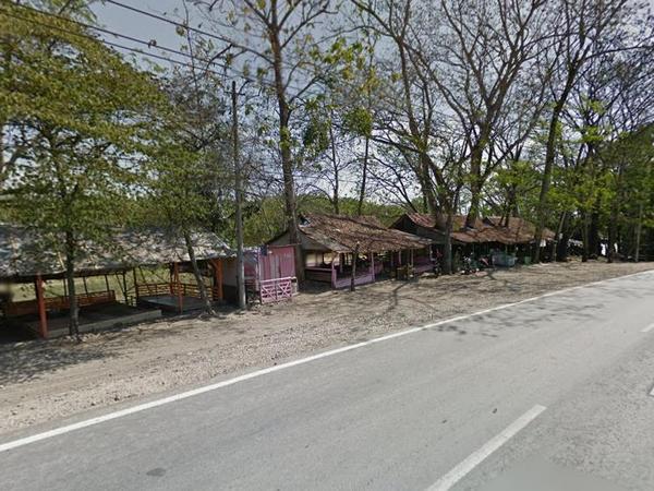 Wana wisata Gendeng (foto: Google Street View)