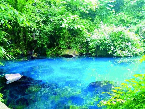 Situ biru Cilembang (foto: wisatajabar.com)