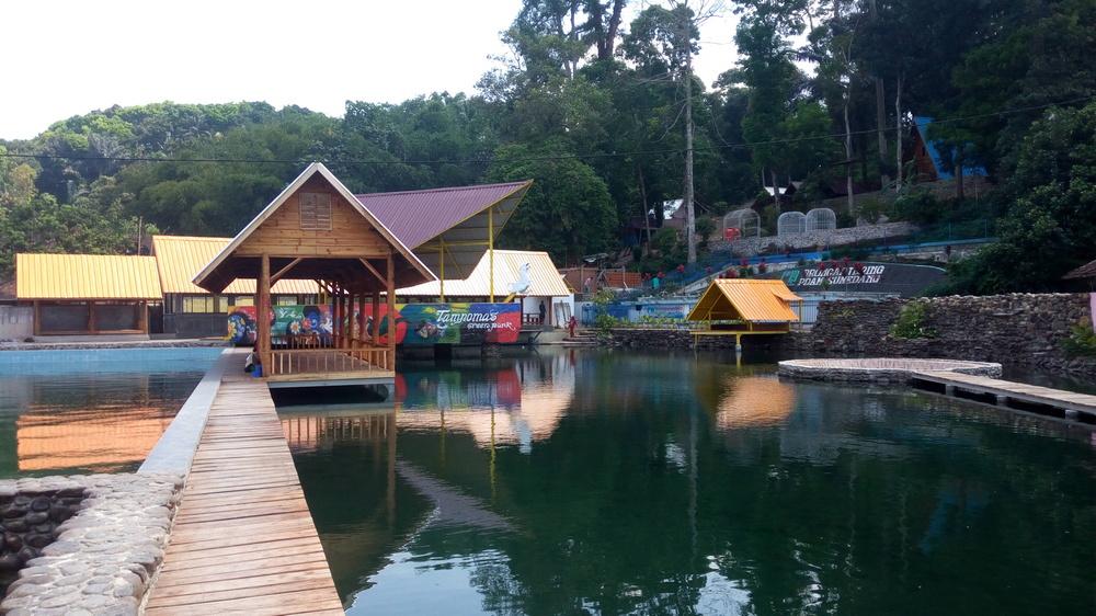 Tampomas Green Park, Wisata Anyar di Sumedang