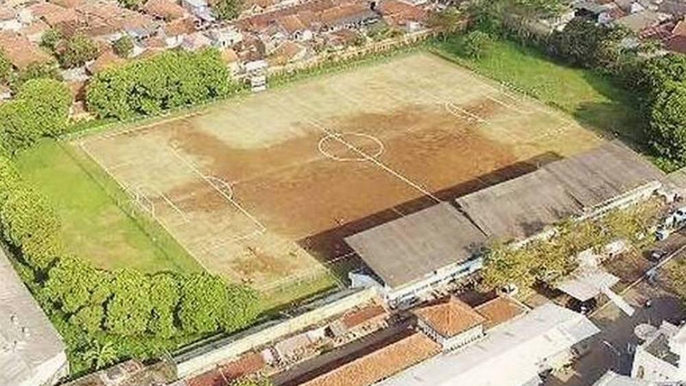 Stadion Ahmad Yani Sumedang Akan Diperbaiki Tahun Depan