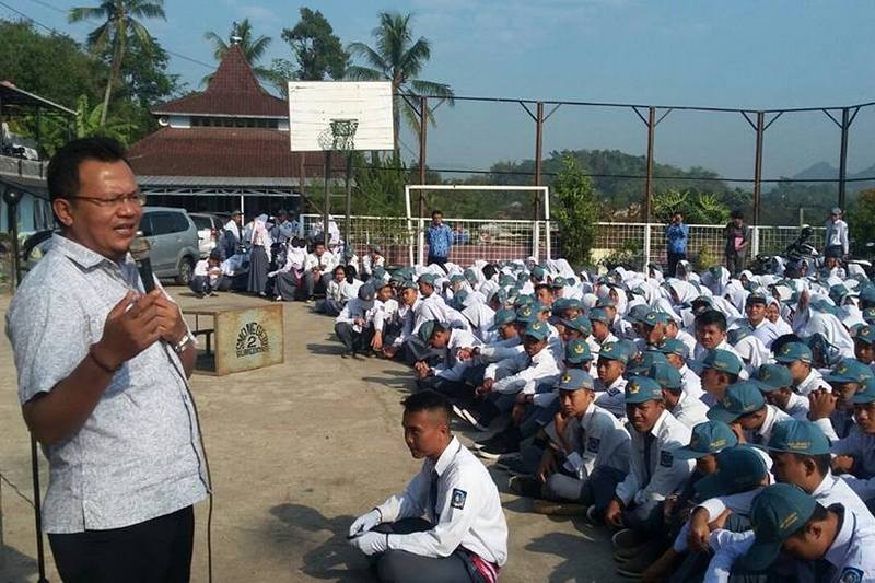 KPU Goes to School, Sosialisasi untuk Pemilih Pemula Tingkat SLTA/SMK/MA