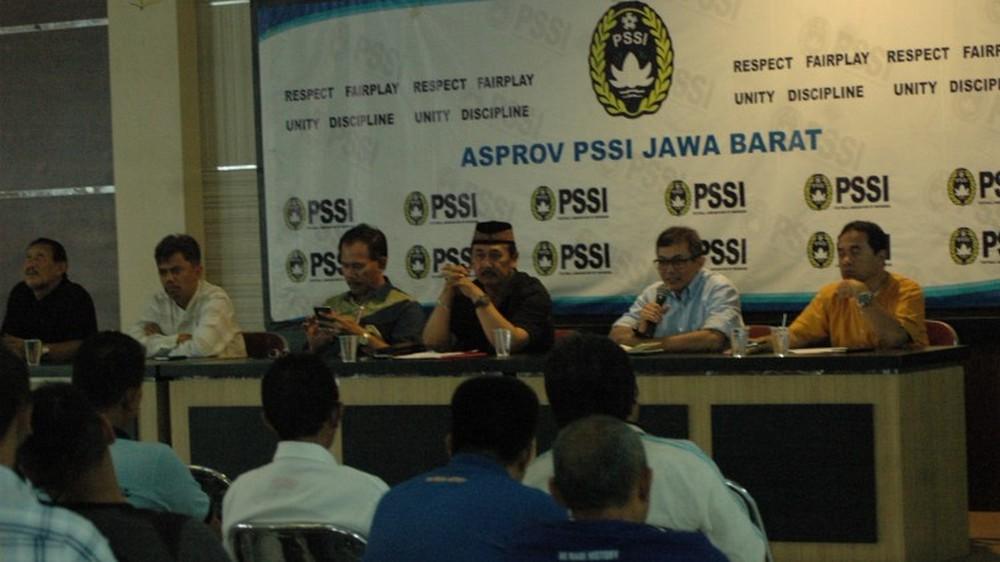 Pembagian Grup Babak Kualifikasi PORDA Jabar Cabor Sepakbola