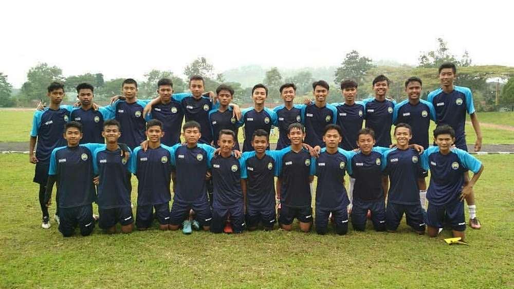 Perses Tergabung di Grup G Piala Soeratin U-17 Tingkat Jawa Barat 2018