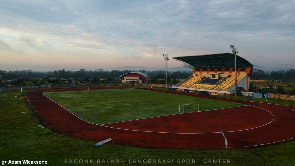 Kota Banjar, Tuan Rumah Grup B Putaran 2 Liga 3