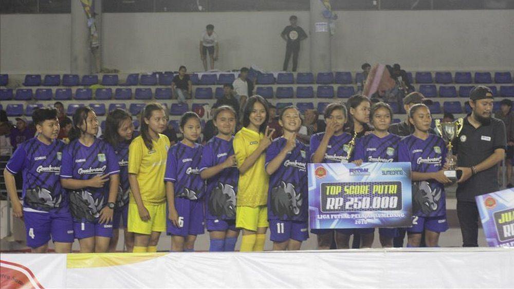 SMK PGRI Sumedang, Juara Putri Liga Futsal Pelajar Sumedang 2018