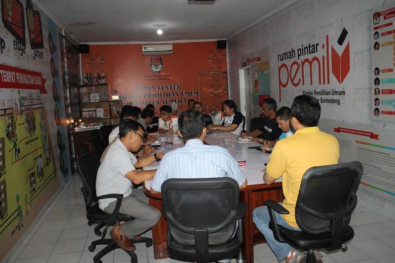 Rumah Pintar Pemilu KPU Sumedang Sudah Diresmikan