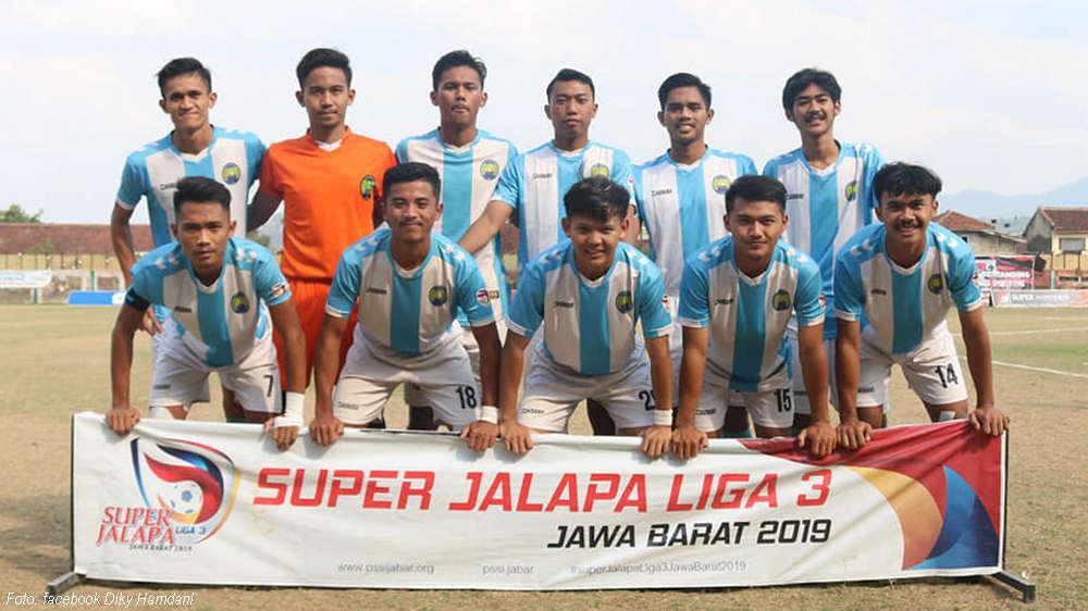 Beres Juara 4 Jabar, Perses Tatap Putaran Regional Jawa Liga 3