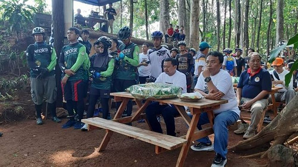 Mountains Bike Tahura Gunung Palasari 2019