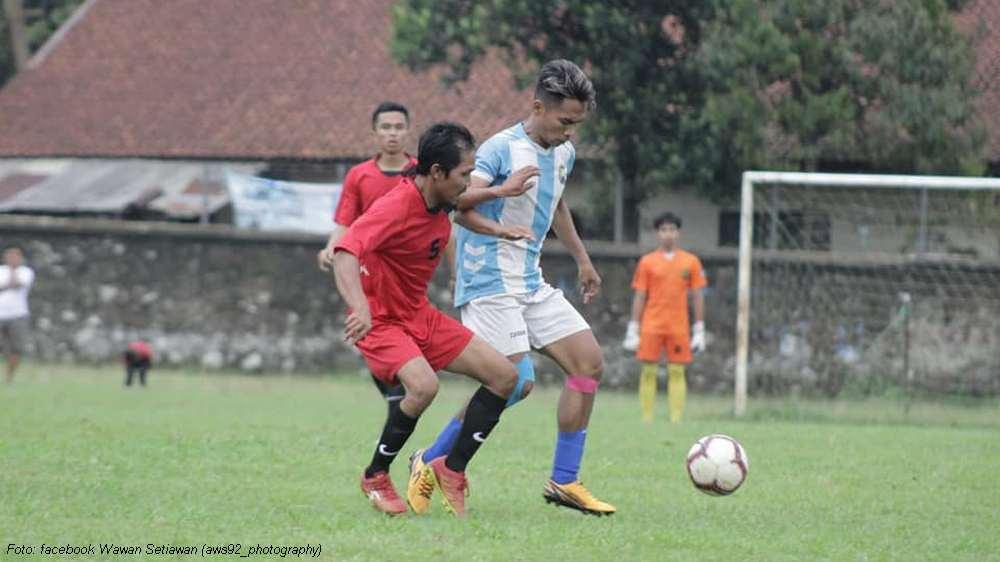 Lawan Pormas FC, Uji Tanding Munggaran Perses