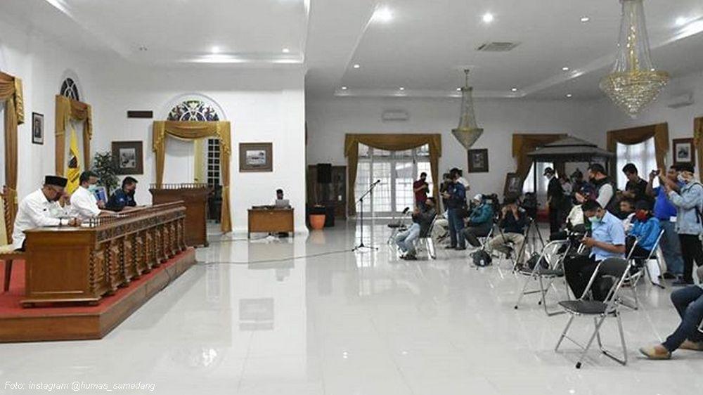 Update Covid-19 Sumedang, 1 April 2020