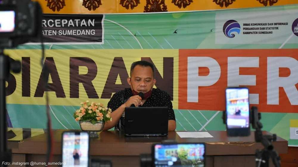 Update Covid-19 Sumedang, 14 Mei 2020