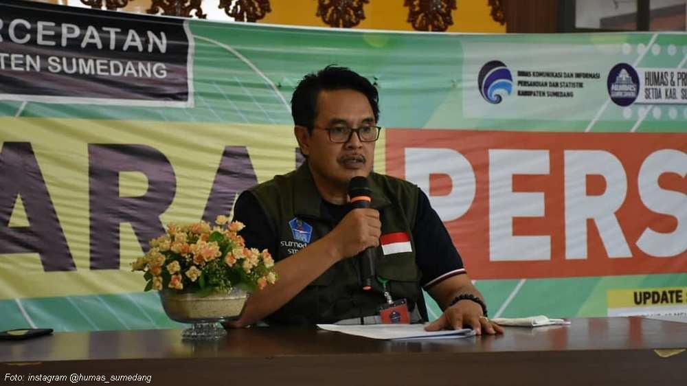 Update Covid-19 Sumedang, 17 Mei 2020