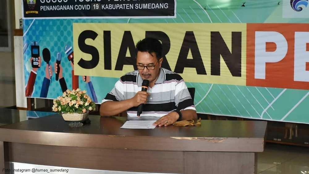 Update Covid-19 Sumedang, 21 Mei 2020