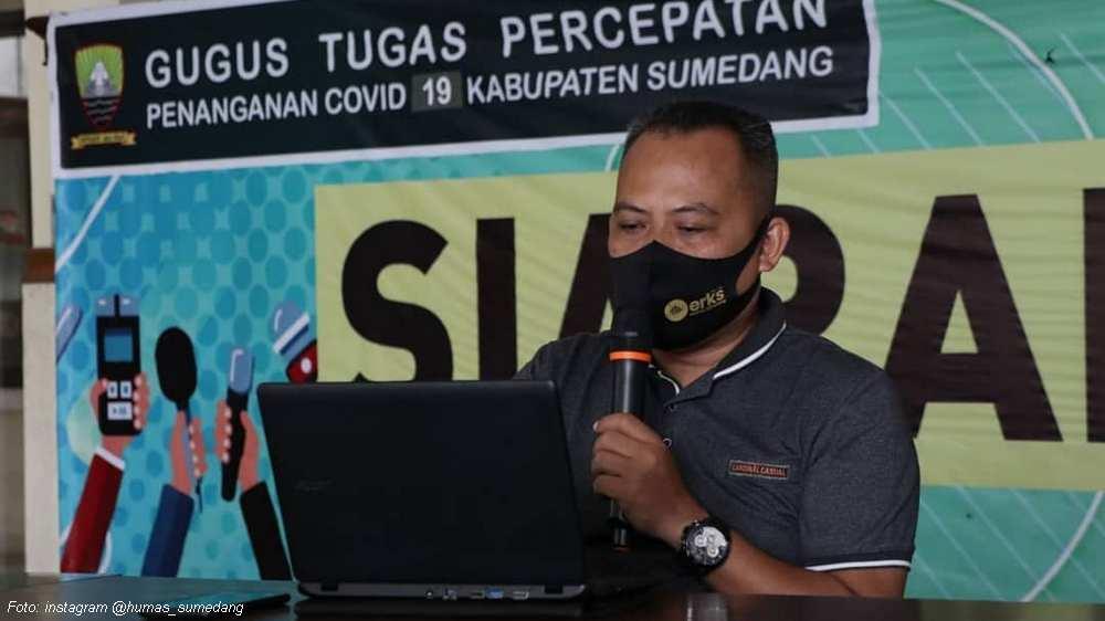 Update Covid-19 Sumedang, 6 Juni 2020