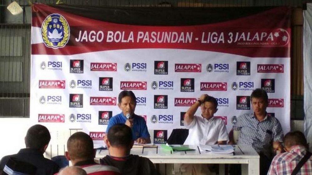 Pembagian Grup Super Jalapa Liga 3 Zona Jawa Barat