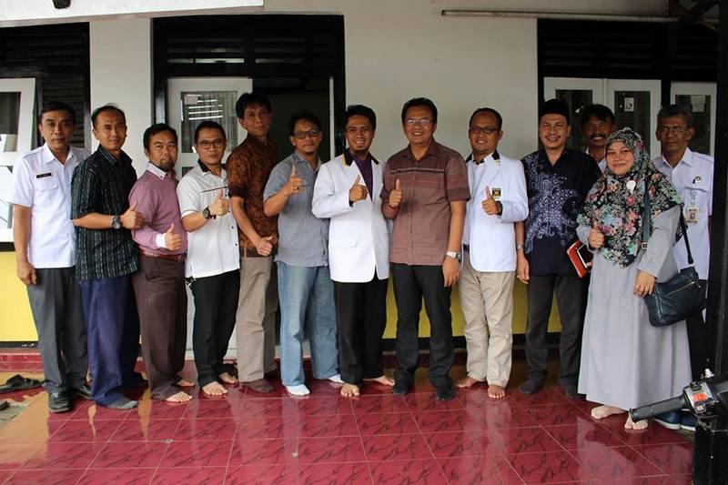 Roadshow KPUD Sumedang ke Partai Politik