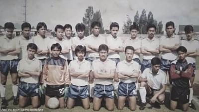 Perses Sumedang Raih Runner Up Piala Komda Jabar 1991