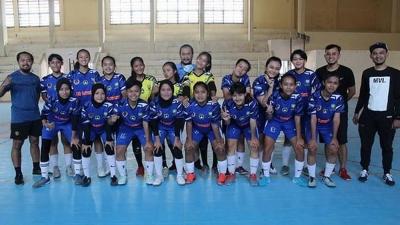 Futsal Sumedang Diperkuat 17 Putra dan 18 Putri