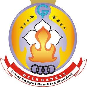 Logo Desa Ganeas
