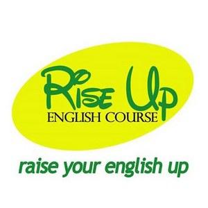Logo RiseUp English