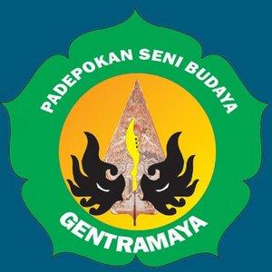 Logo Padepokan Seni Budaya Gentra Maya