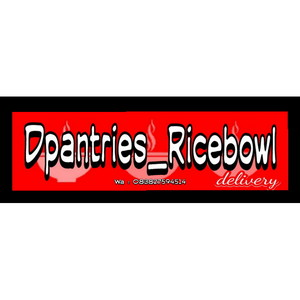 Logo Dpantries Ricebowl Delivery